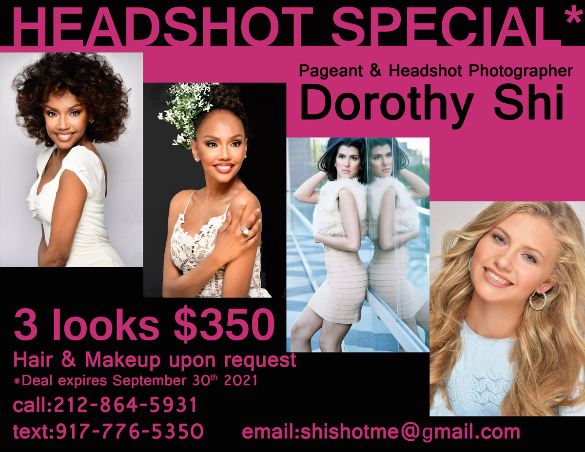 Special Offers By Dorothy Shi Photography