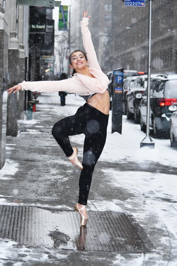 New York performing artist  dancer musician recording artists  tv star